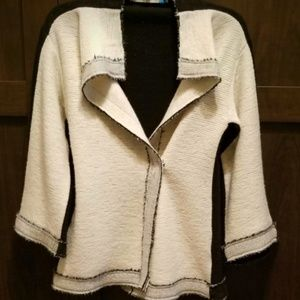 Sparrow Wool Sweater Jacket